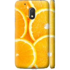 Чехол на Motorola Moto G4 Play Апельсинки