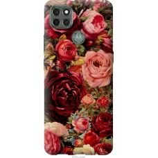 Чехол на Motorola G9 Power Цветущие розы