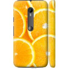 Чехол на Motorola Moto G3 Апельсинки