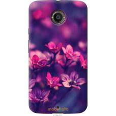Чехол на Motorola Moto X2 Весенние цветочки