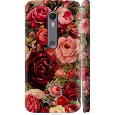 Чехол на Motorola Moto X Style Прекрасные розы