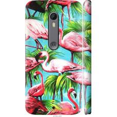 Чехол на Motorola Moto X Style Tropical background