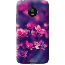 Чехол на Motorola Moto G5 Весенние цветочки