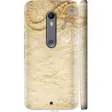 Чехол на Motorola Moto X Style 'Мягкий орнамент