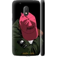 Чехол на Motorola Moto G4 Play De yeezy brand