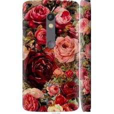 Чехол на Motorola Moto X Play Прекрасные розы
