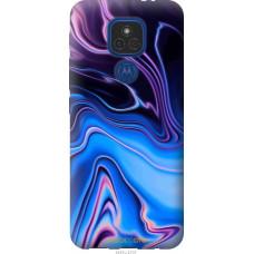 Чехол на Motorola E7 Plus Узор воды