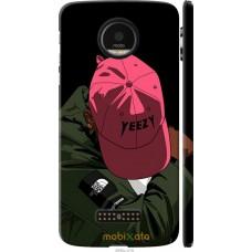 Чехол на Motorola MOTO Z De yeezy brand