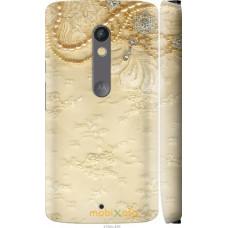 Чехол на Motorola Moto X Play 'Мягкий орнамент