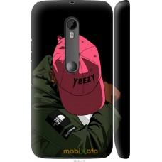Чехол на Motorola Moto G3 De yeezy brand