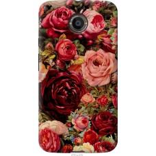 Чехол на Motorola Moto X2 Прекрасные розы