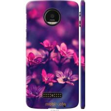 Чехол на Motorola MOTO Z Весенние цветочки