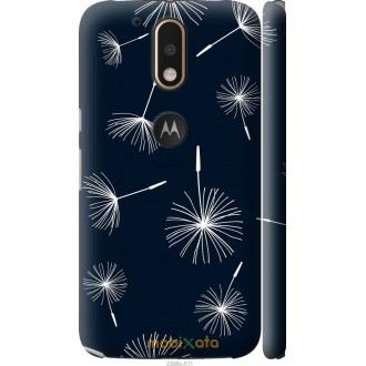 Чехол на Motorola MOTO G4 PLUS одуванчики