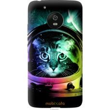 Чехол на Motorola Moto G5 Кот космонавт