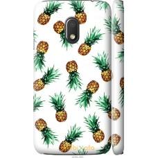 Чехол на Motorola Moto G4 Play Ананас