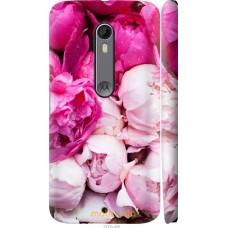 Чехол на Motorola Moto X Style Розовые цветы