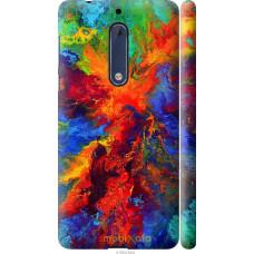 Чехол на Nokia 5 Акварель на холсте