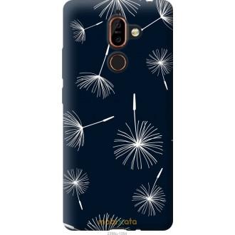 Чехол на Nokia 7 Plus одуванчики
