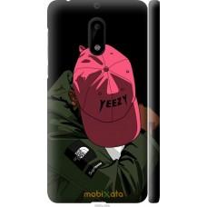 Чехол на Nokia 6 De yeezy brand