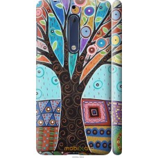 Чехол на Nokia 5 Арт-дерево