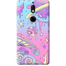 Чехол на Nokia 7 'Розовый космос