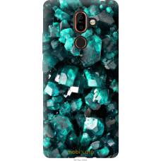 Чехол на Nokia 7 Plus Кристаллы 2