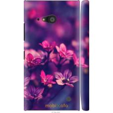 Чехол на Nokia Lumia 730 Весенние цветочки