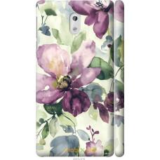Чехол на Nokia 3 Акварель цветы