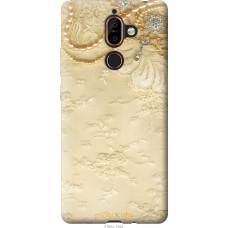 Чехол на Nokia 7 Plus 'Мягкий орнамент