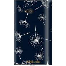 Чехол на Nokia Lumia 730 одуванчики