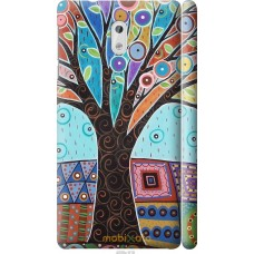 Чехол на Nokia 3 Арт-дерево