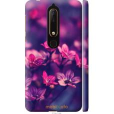 Чехол на Nokia 6 2018 Весенние цветочки