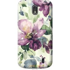 Чехол на Nokia 1 Акварель цветы