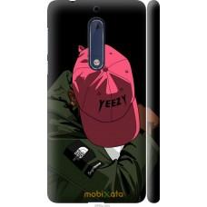 Чехол на Nokia 5 De yeezy brand