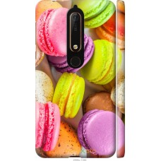 Чехол на Nokia 6 2018 Вкусные макаруны