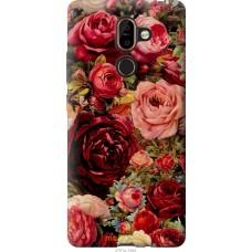 Чехол на Nokia 7 Plus Прекрасные розы