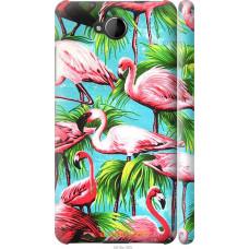 Чехол на Nokia Lumia 650 Tropical background