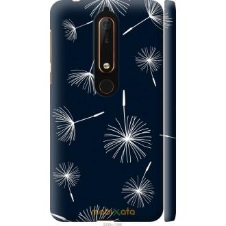 Чехол на Nokia 6 2018 одуванчики
