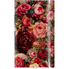 Чехол на Nokia Lumia 730 Прекрасные розы