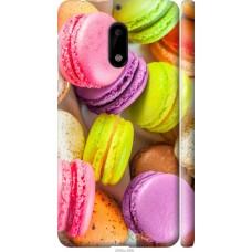 Чехол на Nokia 6 Вкусные макаруны