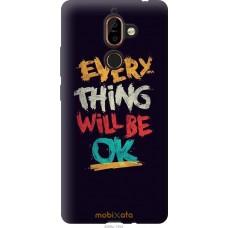 Чехол на Nokia 7 Plus Everything will be Ok