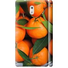 Чехол на Nokia 3 Мандарины