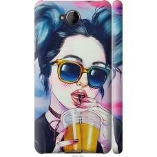 Чехол на Nokia Lumia 650 Стильная девушка