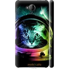 Чехол на Nokia Lumia 650 Кот космонавт