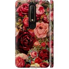 Чехол на Nokia 6 2018 Прекрасные розы