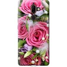 Чехол на Nokia 7 Plus Нежные розы