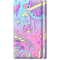 Чехол на Nokia 3 'Розовый космос