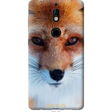 Чехол на Nokia 7 Рыжая лисица