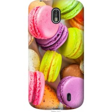 Чехол на Nokia 1 Вкусные макаруны