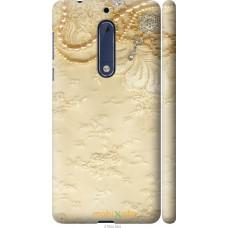 Чехол на Nokia 5 'Мягкий орнамент